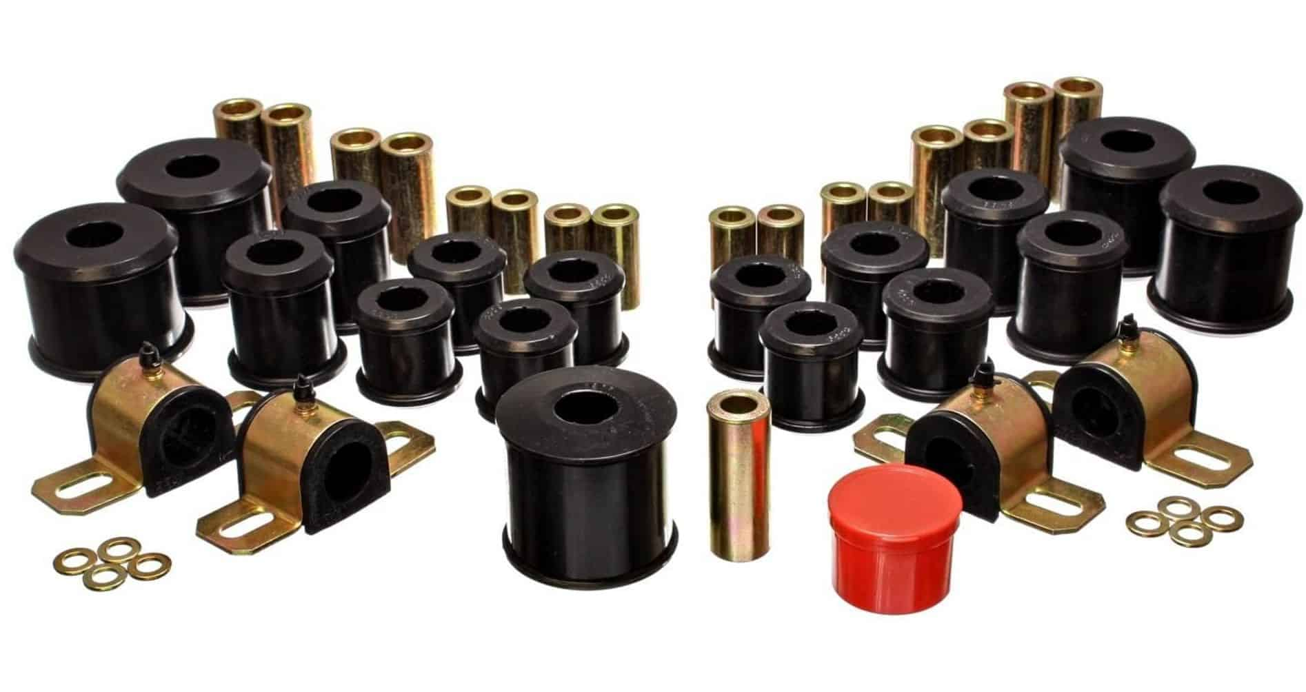 Master Kit: 63-82 Corvette Bushes & Mounts (USA Made)